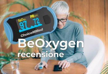 Beoxygen saturimetro recensione
