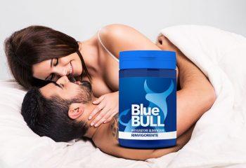 blue bull integratore