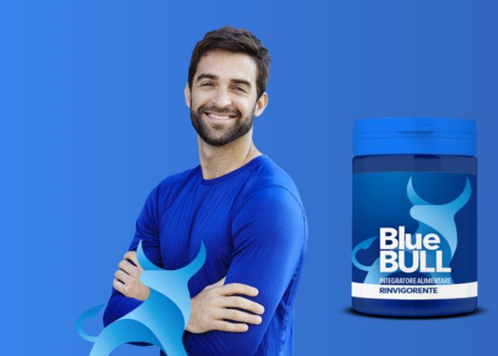 blue bull integratore naturale rinvigorente
