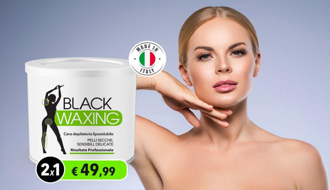 black waxing